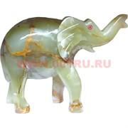 Слон 20см, оникс (10 дюймов)