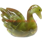 Лебедь 11см, оникс (5 дюймов)