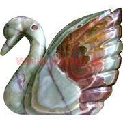 Лебедь 20см, оникс (10 дюймов)