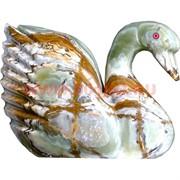 Лебедь 24см, оникс (12 дюймов)