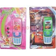 Игрушка детский телефон в ассортименте
