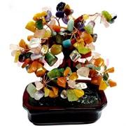"""Дерево Феншуй """"самоцветы"""" (64) 20 см"""