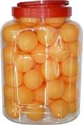 Мячики теннисные 60 шт, цена за банку