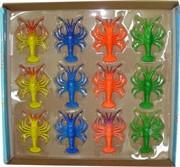 Морские животные растущие из омара 24 шт/уп