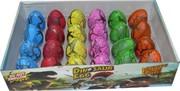 Динозавры растущие из яйца 24 шт/уп