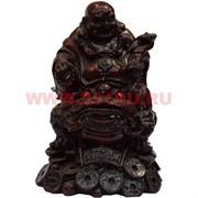Хотей на жабе красный (HN-603) 12 см 36 шт/кор