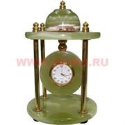 Часы из оникса 16 см