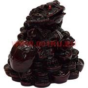 Жаба и 3 черепахи красные (HN-601) 9,5 см 48 шт/кор