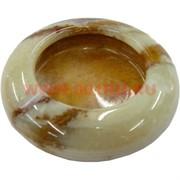 Пепельница из оникса 7-7,5 см диаметр