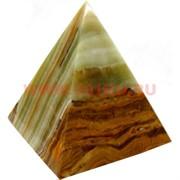 Пирамида из оникса 10 см (4 дюйма)
