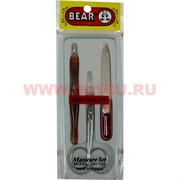 Маникюрный набор Bear малый