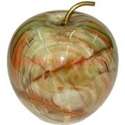 Яблоко из оникса 10 см (3 дюйма)