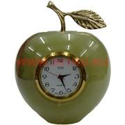 Часы «Яблоко» средние (2,5 дюйма) из оникса