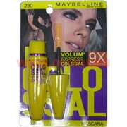 "Тушь Maybelline (230) ""Volum Express Mascara"" 10,7мл"