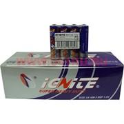 Батарейки улучшенные солевые Ignite АА 60 шт, цена за упаковку