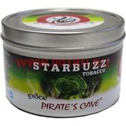 "Табак для кальяна оптом Starbuzz 250 гр ""Pirate's Cave Exotic"" (пещера пирата) USA"