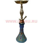 Кальян сирийский 53 см (формы шахты и цвета колб в ассортименте)