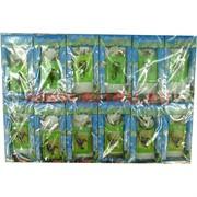 Брелок со скорпионами в пластмассе, цена за 12 штук