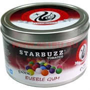 "Табак для кальяна оптом Starbuzz 100 гр ""Bubble Gum Exotic"" (жвачка) USA"