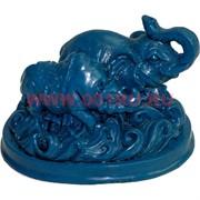 Нецке, Слон и Носорог (синие)