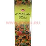 """Благовония HEM """"Ямайские фрукты"""", цена за уп из 6 шт"""