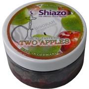 """Кальянные камни Shiazo паровые 100 гр """"Двойное яблоко"""" (Германия) Шиазо"""