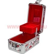 Шкатулка-автомат (103) 9х15 см для украшений, косметики