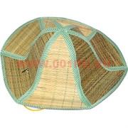 Шляпа соломенная складывающаяся