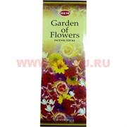 """Благовония HEM """"Цветочный Сад"""", цена за уп из 6 шт"""