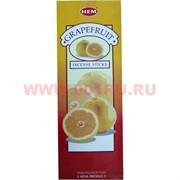 """Благовония HEM """"Грейпфрут"""", цена за уп из 6 шт"""