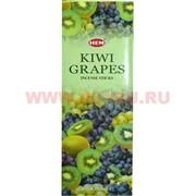 """Благовония HEM """"Киви с виноградом"""", цена за уп из 6 шт"""