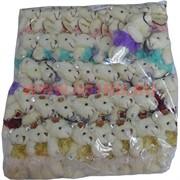 Мишки в юбочках 5 видов (RRX-100) цена за 40 шт/уп