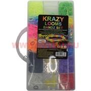 Набор резинок для браслетов 2000 шт Krazy Looms Bands Set
