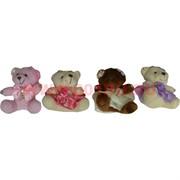 Мишки 4 вида (105) цена за 24 шт
