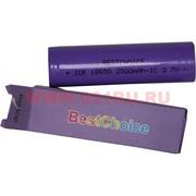 Аккумулятор для электронной сигареты (испарителя) 2500 mAh