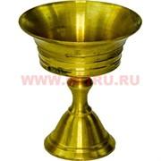 Чаша буддийская латунная большая