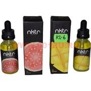 Жидкость 3 мг 30 мл NKTR «5 вкусов»