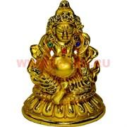 Фигурка буддийская металл под золото (NS-718)