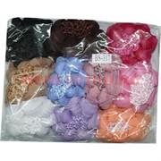 Резинка для волос цветная (BS-317) цена за 20 штук