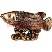 Рыба аравана 8,5 см высота (полистоун)