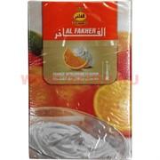 "Табак для кальяна оптом Аль Факер ""Апельсин со сливками"" 50 гр (Al Fakher Orange with Cream Flavour)"