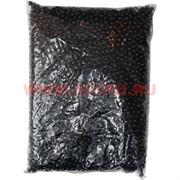 Жемчужины бусы для рукоделия 6мм черные 500 гр