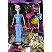 Куклы Monster High в ассортименте (1 кукла+аксессуары)
