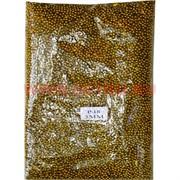 Жемчужины бусы для рукоделия 3 мм (P-48) золотые 500 гр