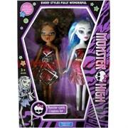 Куклы Monster High набор из 2 штук (96 шт/кор)