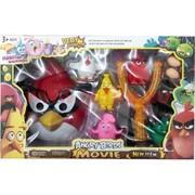 Набор игрушек Angry Birds (маска, рогатка, фигурки)