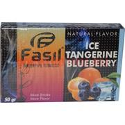 Табак для кальяна Fasil «Ice Tangerine Blueberry» 50 гр (фасиль турция)