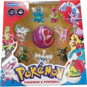Набор игрушек Pokemon Go